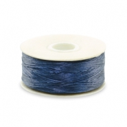 Beadalon Nymo Wire 0.3mm Dark Blue