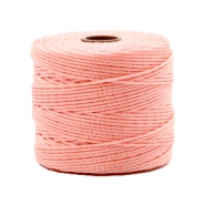 Nylon S-Lon Kordel 0.6mm Candy pink