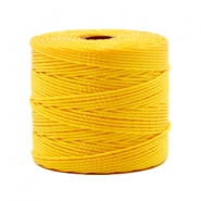 Nylon S-Lon Kordel 0.6mm Sunflower yellow