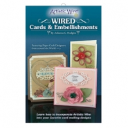Zubehör Artistic Wire Wired Cards & Embellishments Inspirationsbuch .