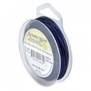 20 Gauge Artistic Wire Dark blue