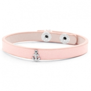 Armbänder mit Anker Light blush pink