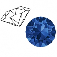 Swarovski Elements 1088-SS39 Chaton (8mm) Majestic blue