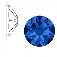 Swarovski Elements 2088-SS34 flat back (7mm) Xirius Rose Majestic blue