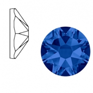 Swarovski Elements 2088-SS34 flat back (7mm) Xirius Rose Capri blue