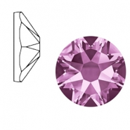 Swarovski Elements 2088-SS34 flat back (7mm) Xirius Rose Light amethyst purple