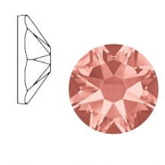 Swarovski Elements 2088-SS34 flat back (7mm) Xirius Rose Rose peach