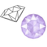 Swarovski Elements 1088-SS29 Chaton (6.2mm) Crystal lilac purple