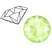 Swarovski Elements 1088-SS29 Chaton (6.2mm) Crystal lime