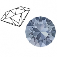 Swarovski Elements 1088-SS39 Chaton (8mm) Crystal blue shade