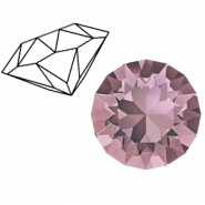 Swarovski Elements 1088-SS29 Chaton (6.2mm) Crystal antique pink