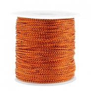 Trendy Kordel Metalstyle Wire 0.5mm Rosegold