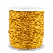 Trendy Kordel Metalstyle Wire 0.5mm Honey gold
