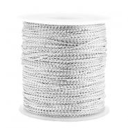 Trendy Kordel Metalstyle Wire 0.5mm Silver