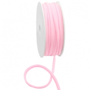 Gestepptes Elastisches Band Ibiza Light rose