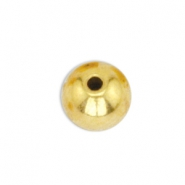 Beadalon Memory Wire Endkappen 5mm Gold