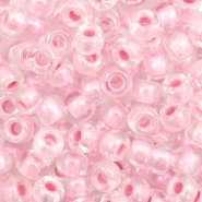 Miyuki Rocailles 6/0 Pearlized effect pink 6-4607