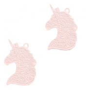 Bohemian Anhänger Unicorn Light pink