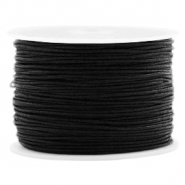 Macramé Band 1.0mm Black