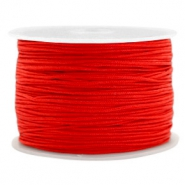 Macramé Band 1.0mm Candy red