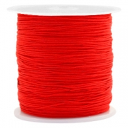 Macramé Band 0.5mm Candy red