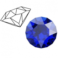 Swarovski Elements 1088-SS29 Chaton (6.2mm) Majestic blue