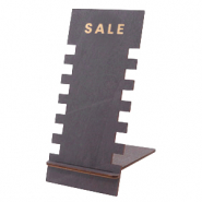 "Schmuckdisplay Holz ""SALE"" Black"