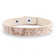 Armbänder Snake Light vintage rose