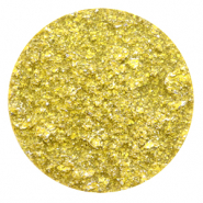 35 mm flach cabochons Polaris Elements Goldstein Empire yellow