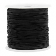 Macramé Band 0.8mm Black