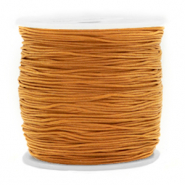 Macramé Band 0.8mm Cognac brown