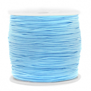 Macramé Band 0.8mm Light blue