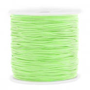 Macramé Band 0.8mm Mint green