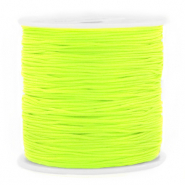Macramé Band 0.8mm Neon green