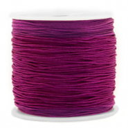 Macramé Band 0.8mm Royale aubergine purple