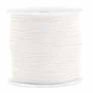 Macramé Band 0.8mm White