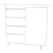 Schmuckdisplay Combi White