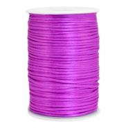 Satin Draht 2.5mm Purple