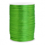 Satin Draht 2.5mm Spring green