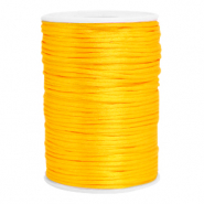 Satin Draht 2.5mm Sunflower yellow
