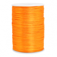 Satin Draht 2.5mm Orange