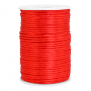 Satin Draht 2.5mm Flame scarlet red