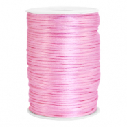 Satin Draht 2.5mm Light pink