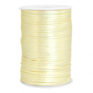 Satin Draht 2.5mm Tender yellow