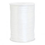 Satin Draht 2.5mm White