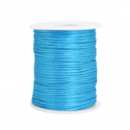 Satin Draht 1.5mm Deep sky blue