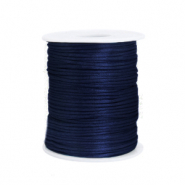 Satin Draht 1.5mm Dark blue