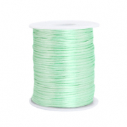 Satin Draht 1.5mm Neo mint green