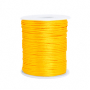 Satin Draht 1.5mm Sunflower yellow