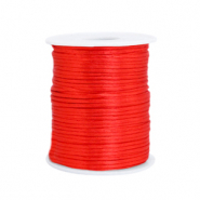 Satin Draht 1.5mm Flame scarlet red